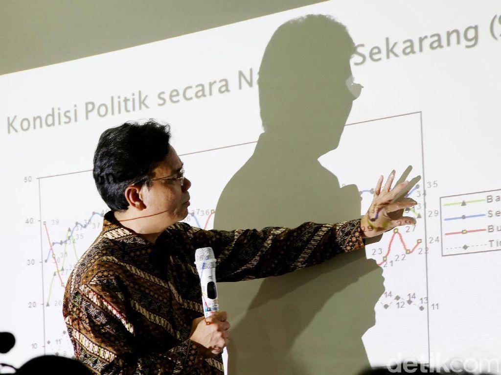 Pilgub DKI 2017 Tak Pengaruhi Perpolitikan Nasional