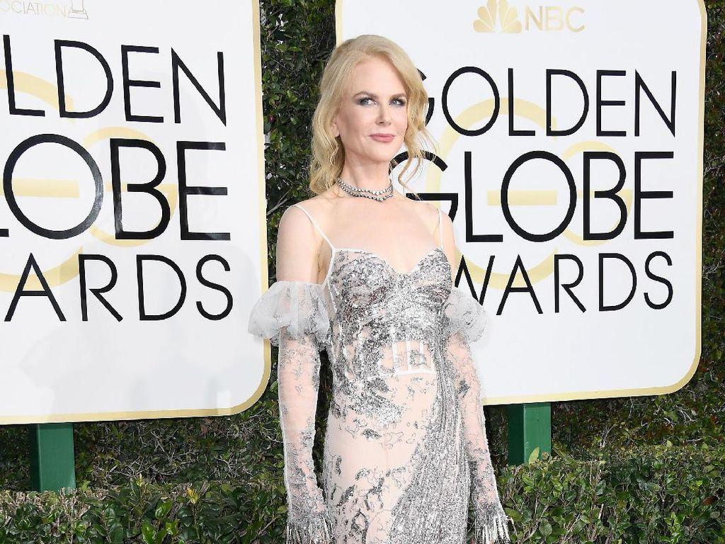 10 Penampilan Aktris Paling Dinanti di Red Carpet Golden Globes 2018