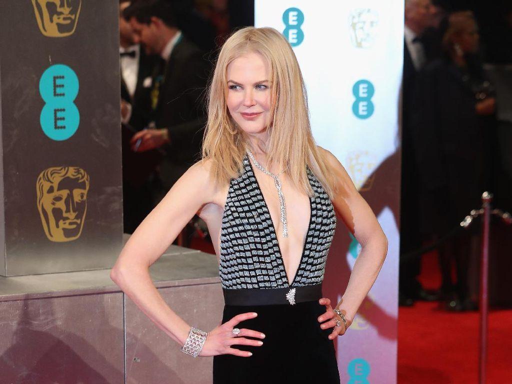 Nicole Kidman Takut Tiba-tiba Meninggal