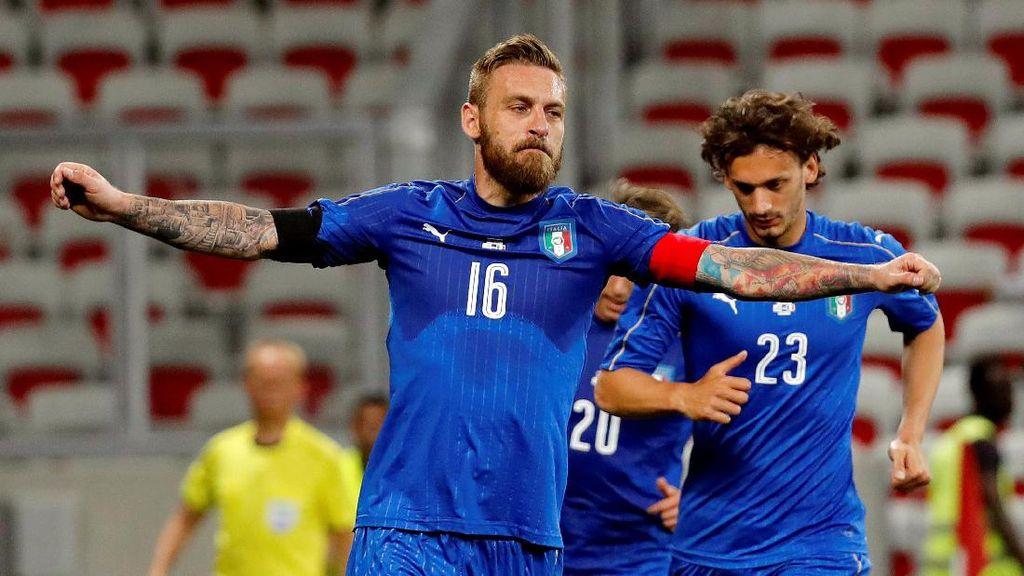 Italia 3 Uruguay 0