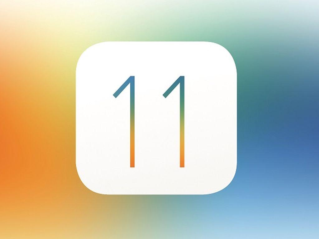 Perbandingan Tampilan iOS 10 dan iOS 11