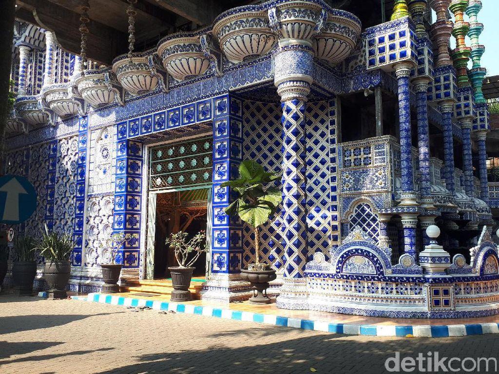 Masjid di Malang Dibangun Jin Dalam 1 Malam, Benarkah?
