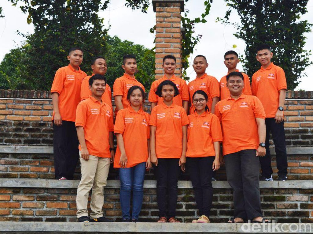 Lagi, Eksperimen Pelajar Indonesia Dibawa Ke Antariksa
