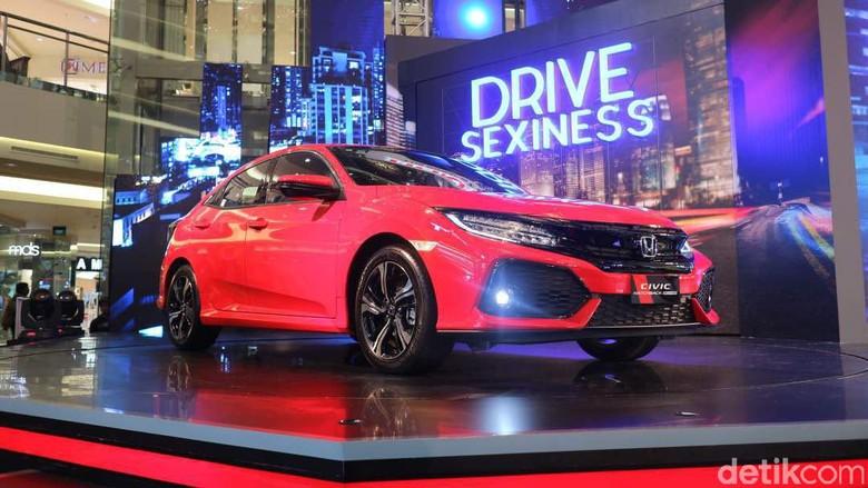 Honda Luncurkan Civic Hatchback Turbo, Harga Mulai Rp 399 Juta