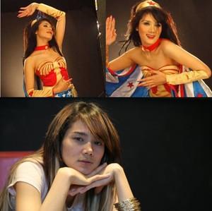 Transformasi Mencengangkan Mulan, Pose Cantik dan Maskulin Millendaru