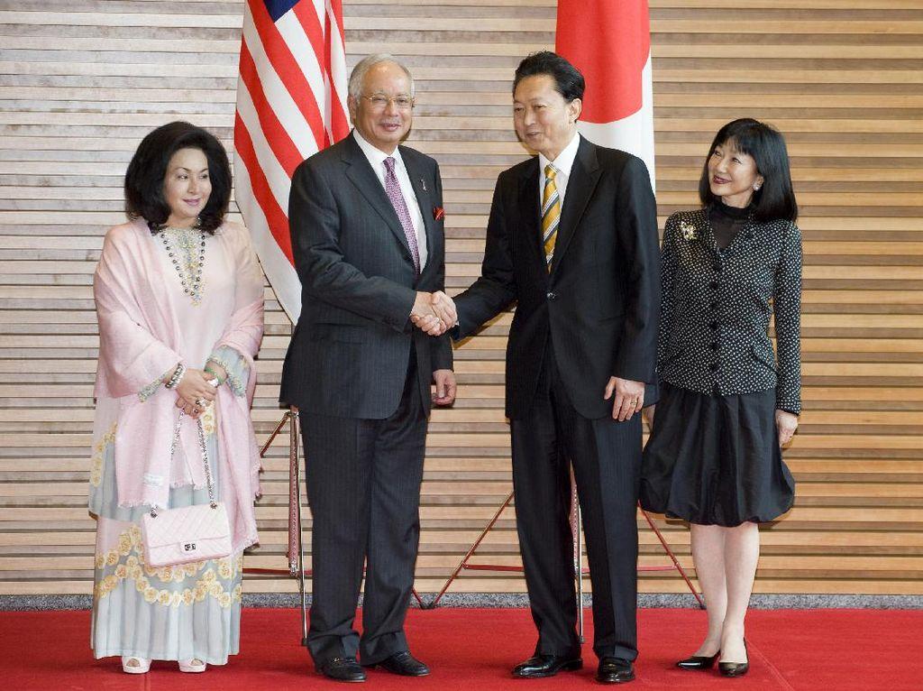 Tas Sitaan Rusak, Mantan Ibu Negara Malaysia Minta Ganti Rugi ke Pemerintah