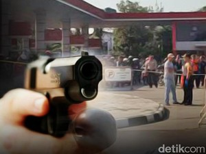 Polisi Masih Buru Kapten Perampokan David Tantono di Daan Mogot