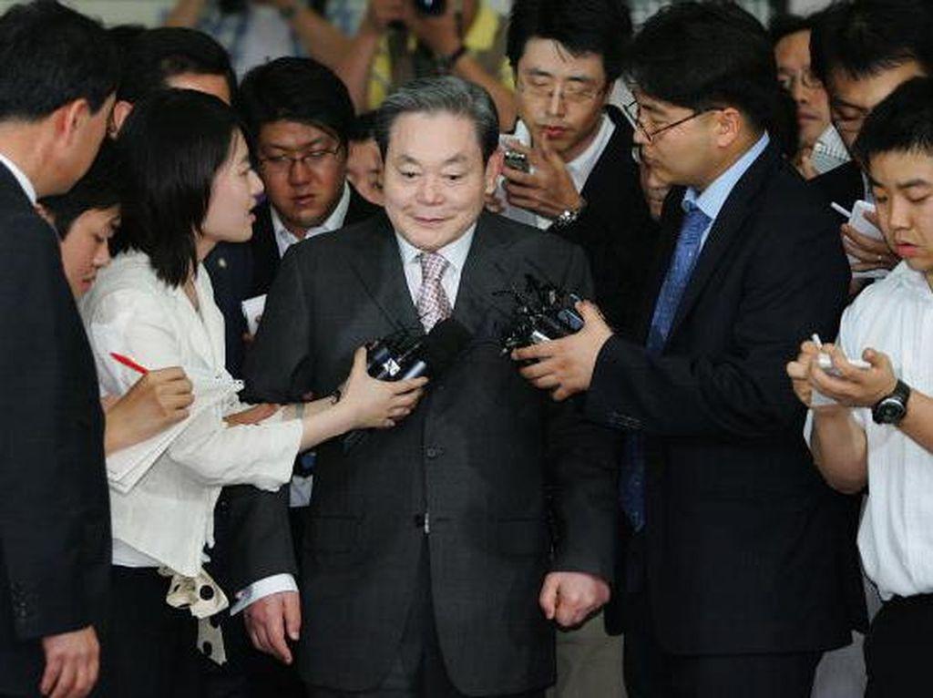 Bapak Kejayaan Samsung Meninggal, Kenang Lagi Sepak Terjangnya