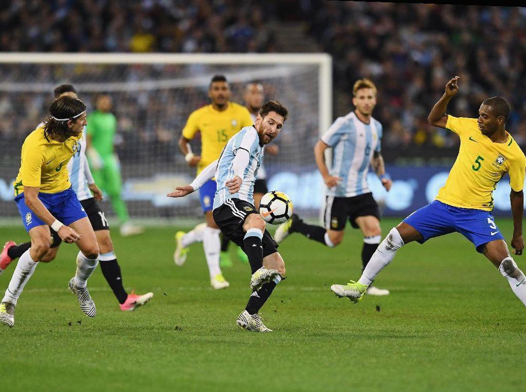 CONMEBOL: Tunda Kualifikasi Piala Dunia 2022 hingga September