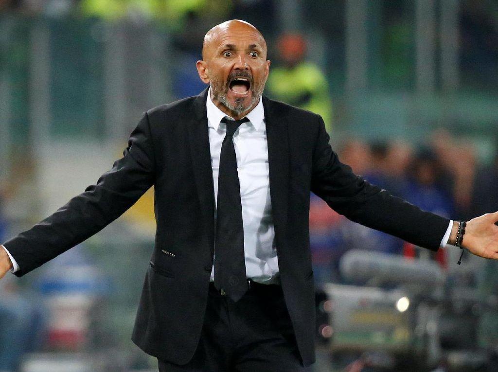 Spalletti Resmi Jadi Pelatih Baru Inter