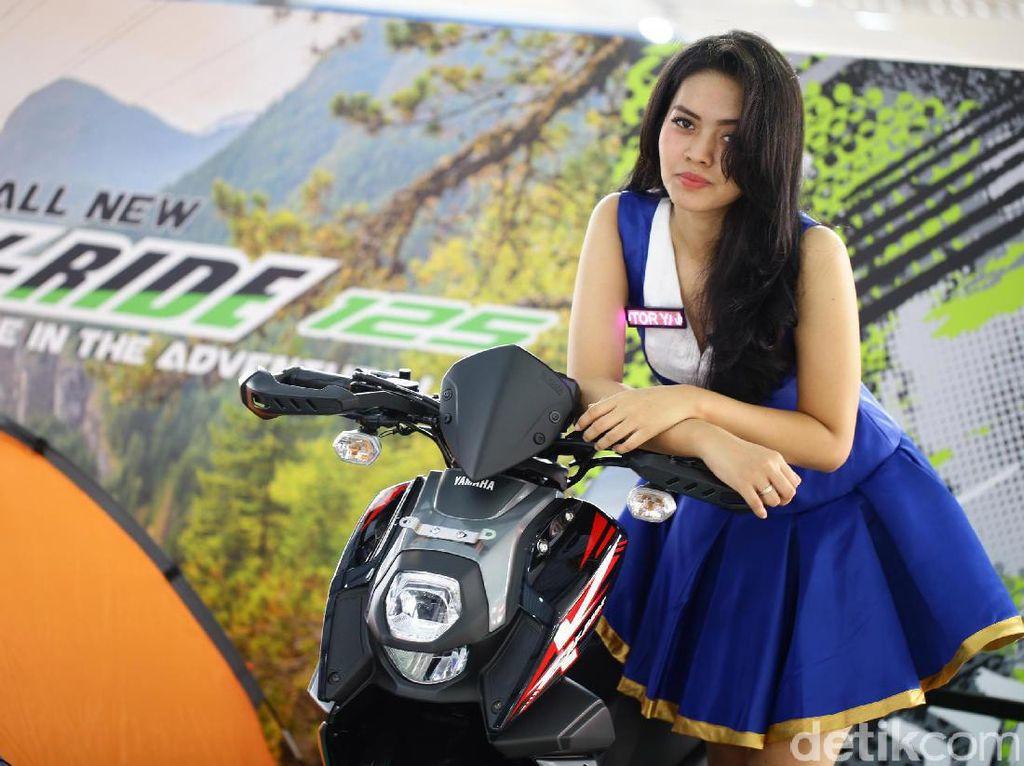 Yamaha Luncurkan New X-Ride 125