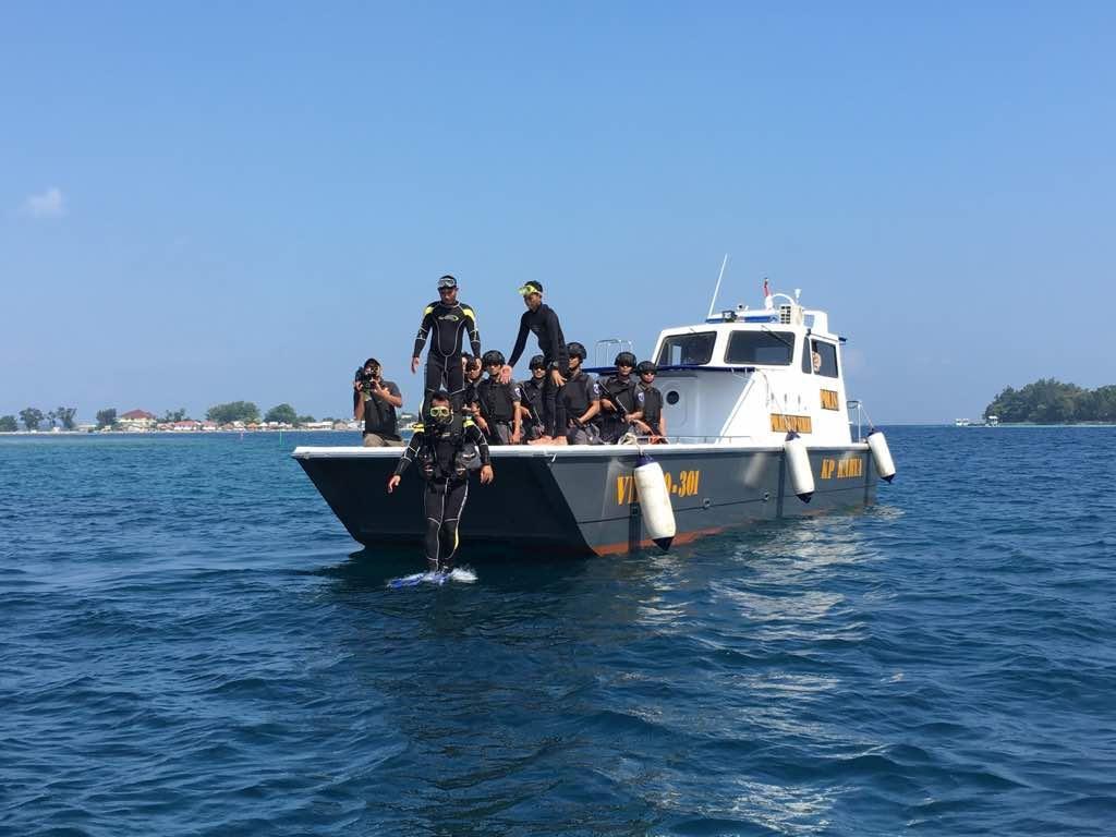 Antisipasi Perompakan, Polres Kepulauan Seribu Bentuk Tim HIU