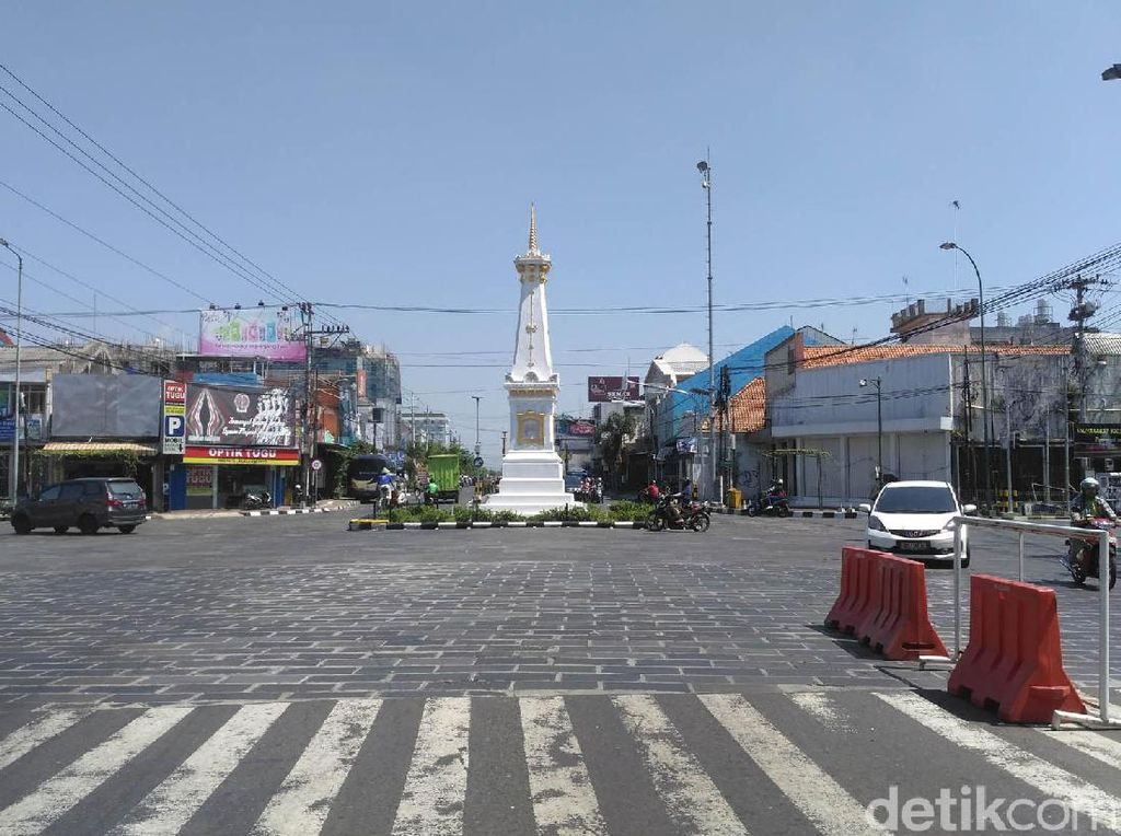 68 CCTV Pantau Kemacetan Saat  Lebaran di DIY