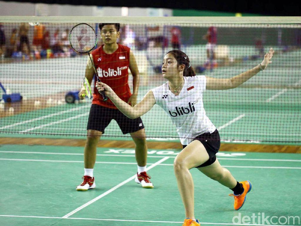 Intip Persiapan Atlet Hadapi Indonesia Open 2017