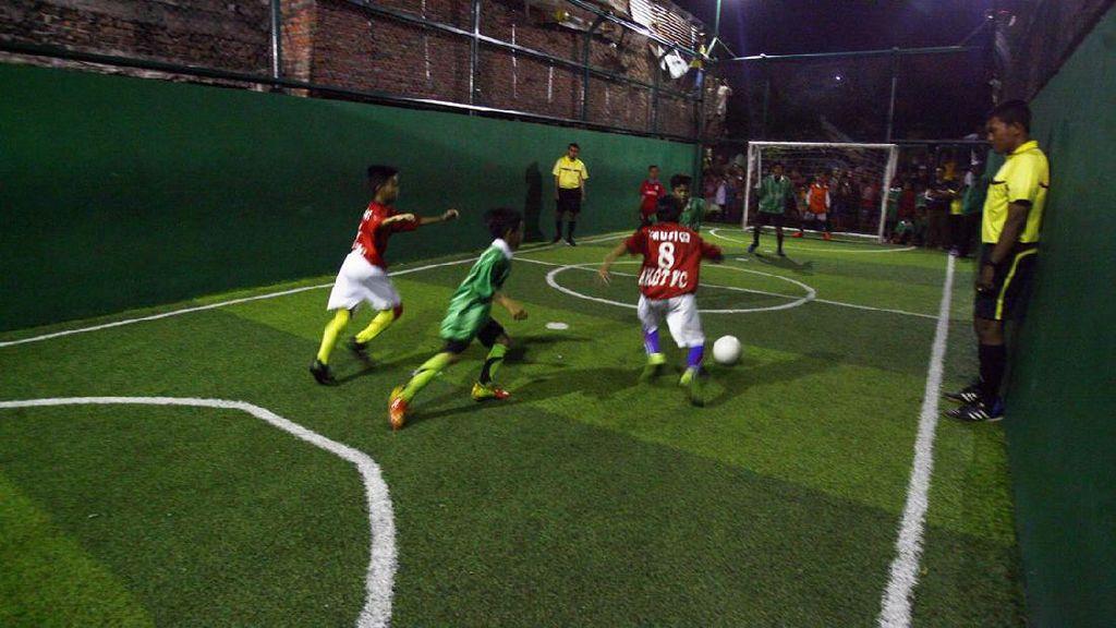 Sistem Kebut Semalam Seleksi Pemain Timnas Futsal Putra