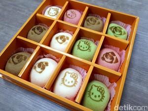 Mainichi Pantry: Ngemil <i>Soft Cake</i> Cantik Rasa <i>Matcha</i>, Taro dan <i>Red Velvet</i>