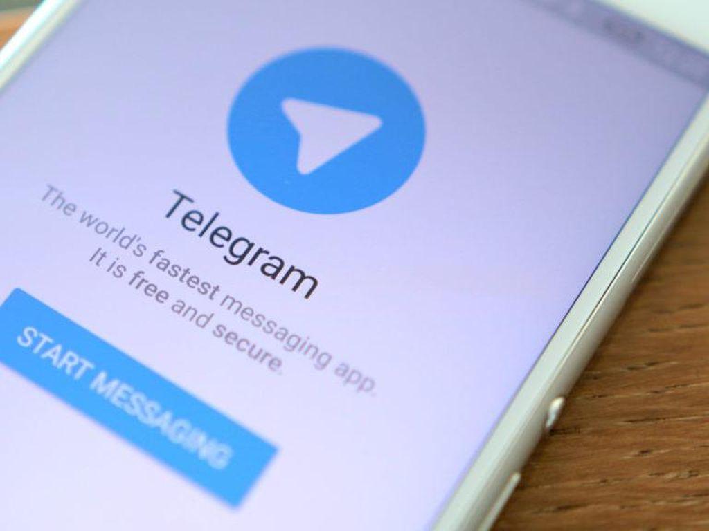 Telkom Beberkan Alasan Ikut Blokir Telegram