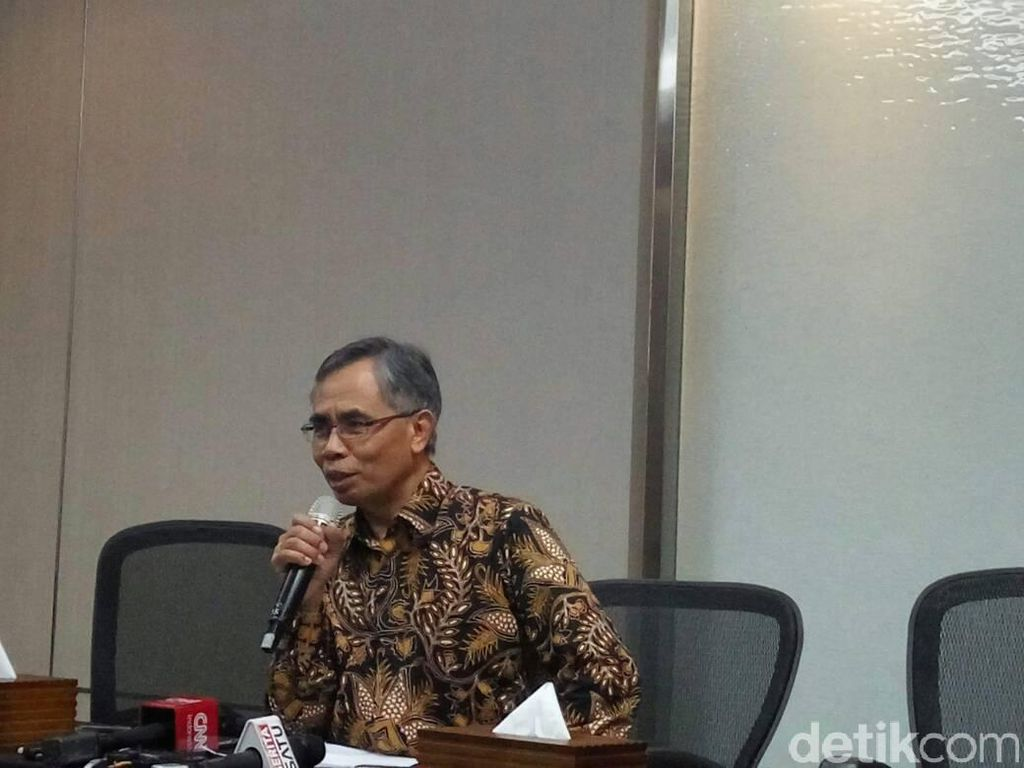 OJK: Sektor Jasa Keuangan di 2018 Stabil dan Pacu Pertumbuhan