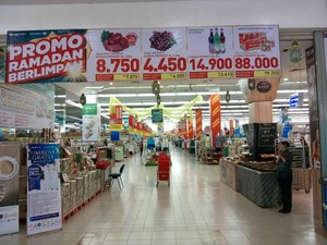 Promo Ramadan Berlimpah Hadir Lagi di Akhir Pekan Transmart