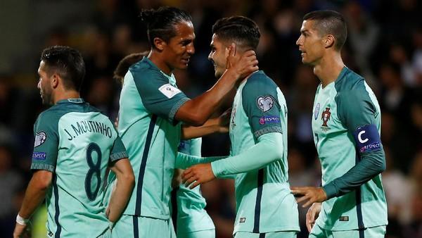 Portugal Ingin Juara Tanpa Banyak Bicara