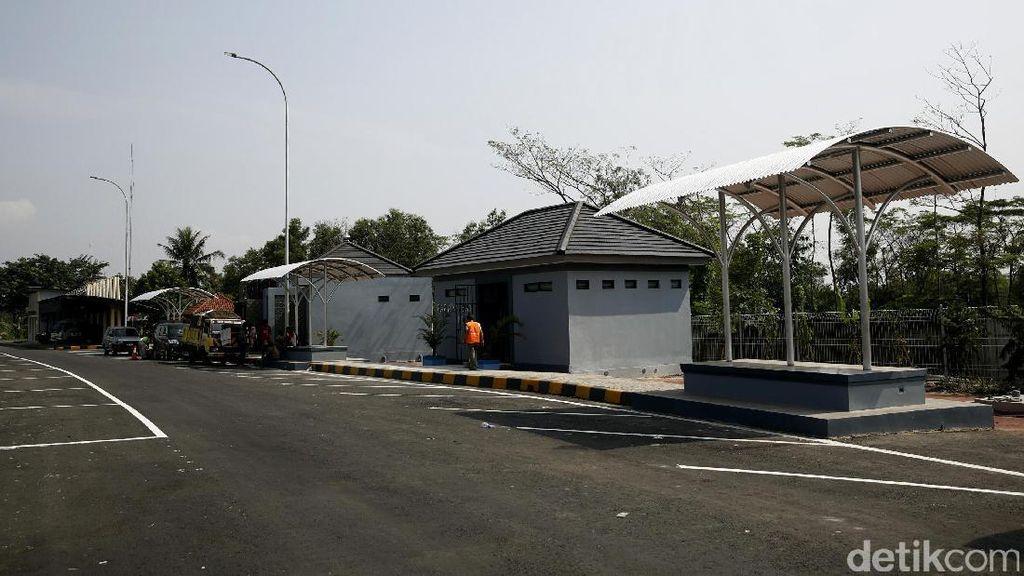 Parking Bay di Cikampek Siap Digunakan