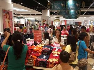 Belanja Heboh di Gerai Baru Transmart Carrefour Star Square Manado