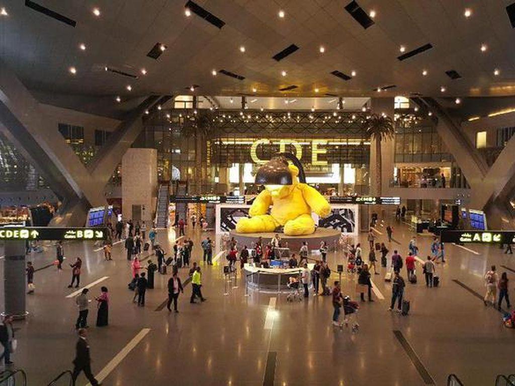 Bukan Changi, Ini Bandara Terbaik Dunia di 2019