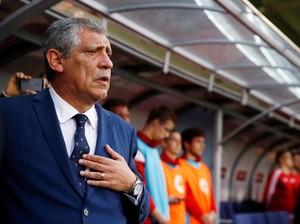 Santos Puji Kepala Dingin Para Pemain Portugal