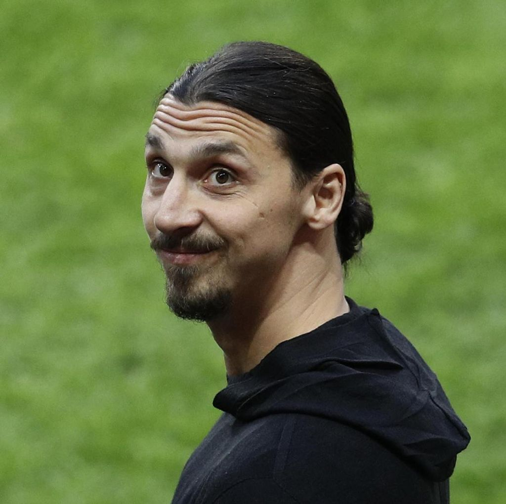 Sepupu Ibrahimovic: Atletico Sudah Hubungi Raiola