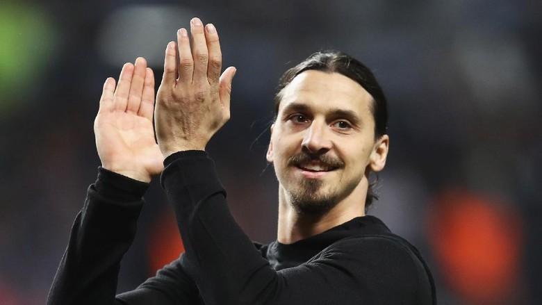 Bicara soal Ibrahimovic, Raiola Sekaligus Sindir Milan