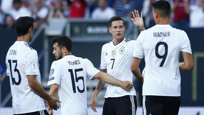 Jerman Pesta Tujuh Gol ke Gawang San Marino