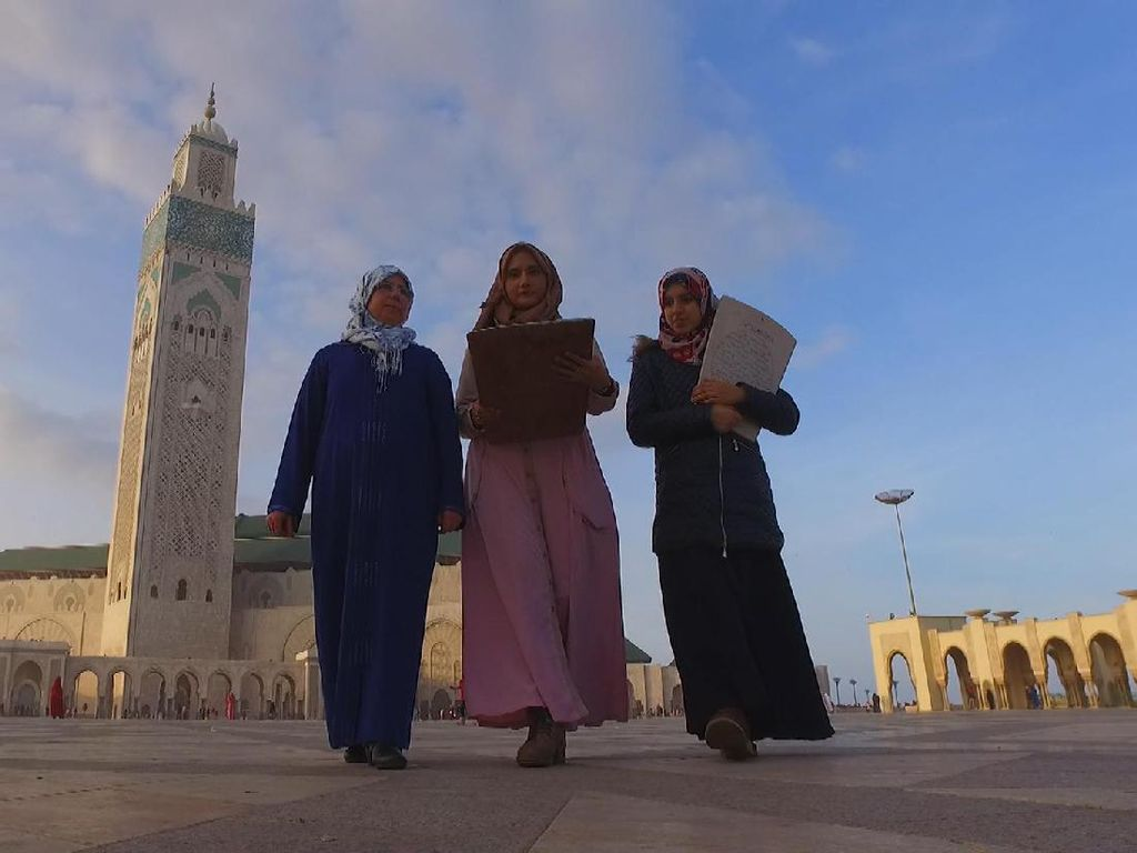 KBRI Rabat Cek Keterangan Tour Leader Erwin yang Mengaku Diculik