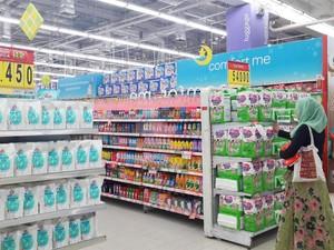 Transmart dan Carrefour Beri Banyak Promo Produk Kebersihan