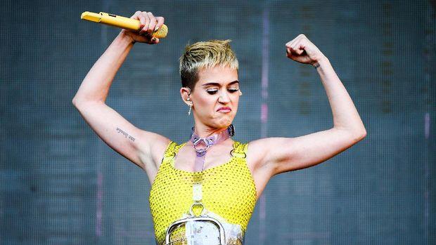 Katy Perry tak peduli soal peringkat penghasilan selebritas.