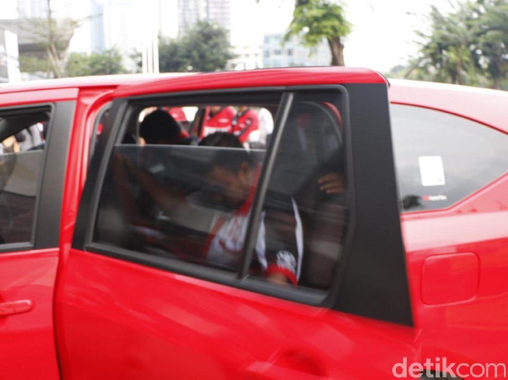 Diisi 7 Penumpang, Toyota Calya Masih Suka Amblas