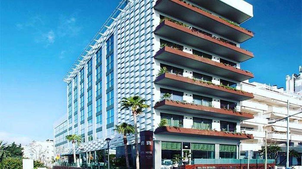 Foto: Hotelnya Lionel Messi