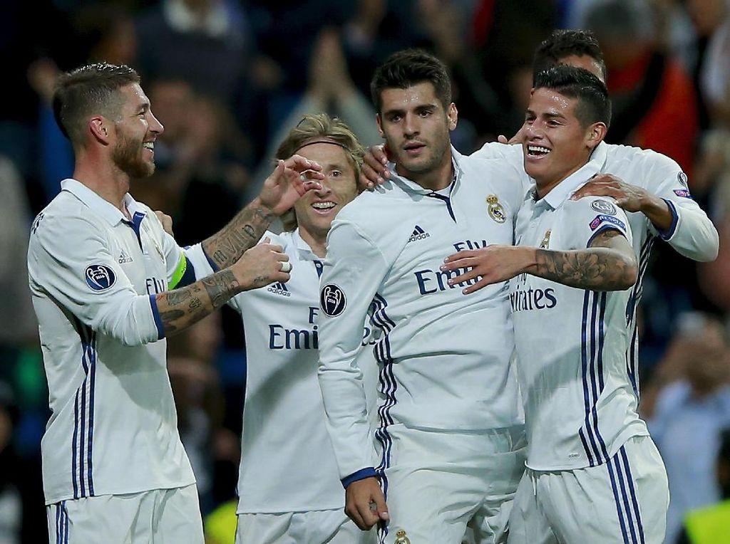 Skuat Madrid Memang Sudah Spektakuler, tapi...