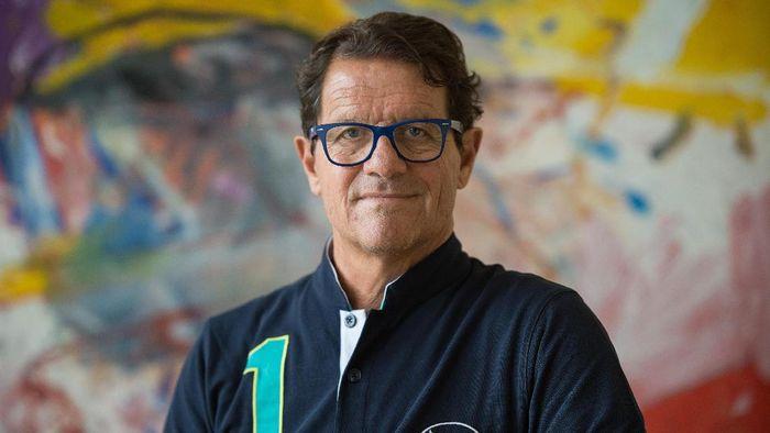Fabio Capello pensiun melatih (Patrik Lundin/Getty Images for Laureus)
