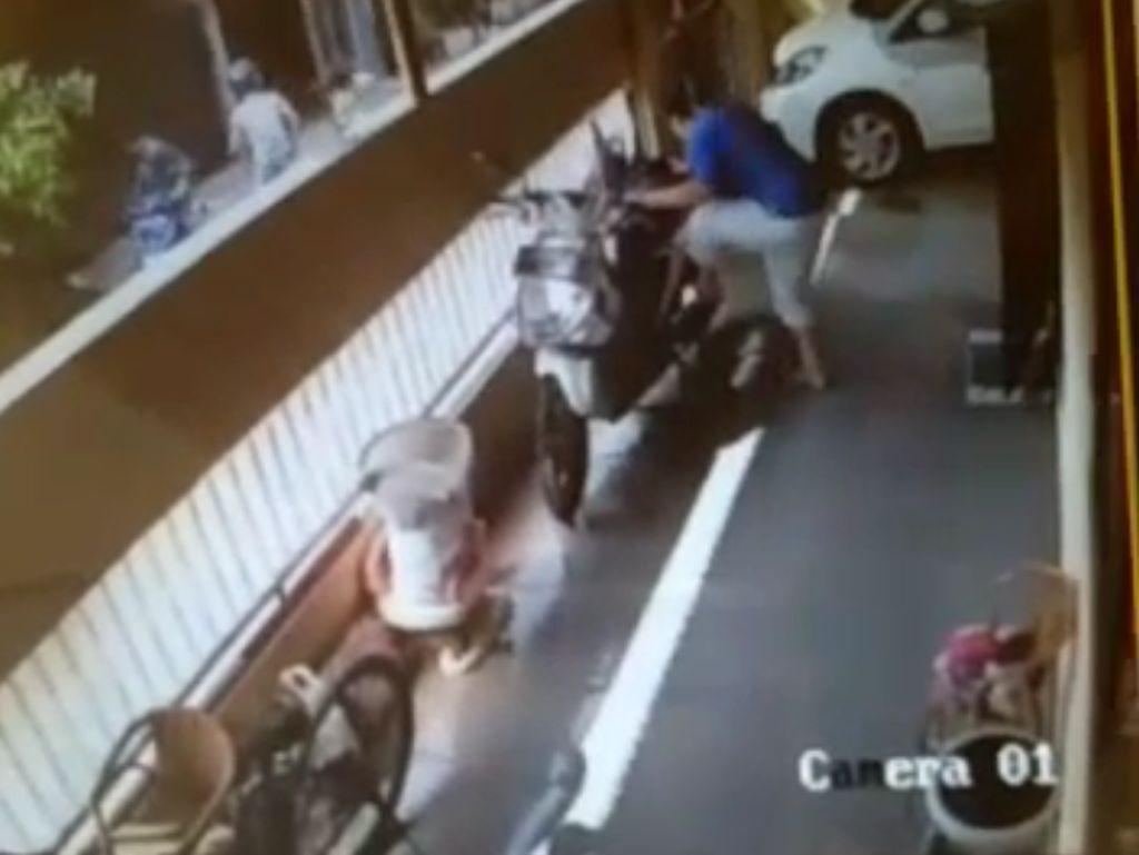 Italia Korban Penembakan di Tangerang Sedang Koas Dokter Gigi