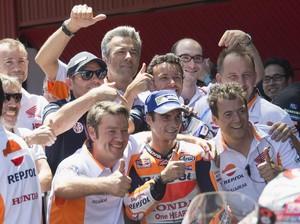 Pedrosa Pakai Analogi Kelas Tinju Saat Bahas Kariernya di MotoGP