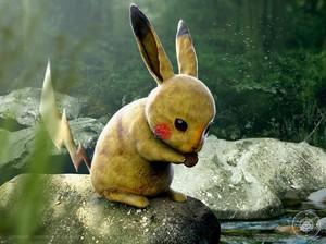 Jika Pokemon Menjadi Nyata