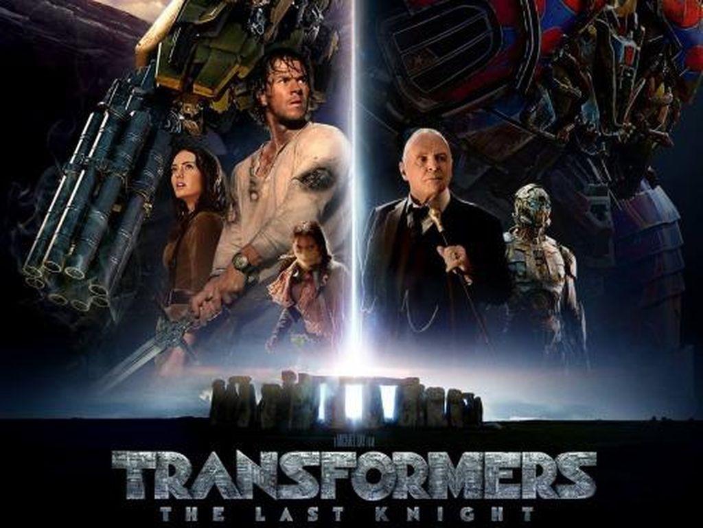 The Last Knight Seri Terburuk Transformers dari Pendapatan