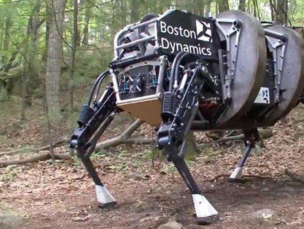 Induk Google Rambah Bisnis Robot Canggih