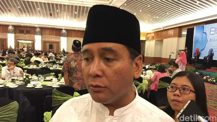 Ketua Umum Apindo Hariyadi Sukamdani/Foto: Muhammad Idris/detikFinance