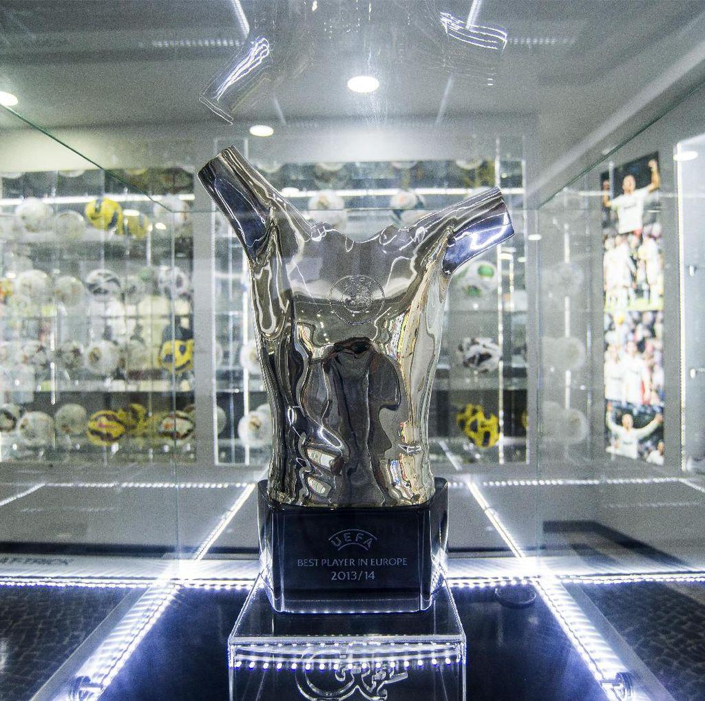UEFA Umumkan Penghargaan-Penghargaan Baru