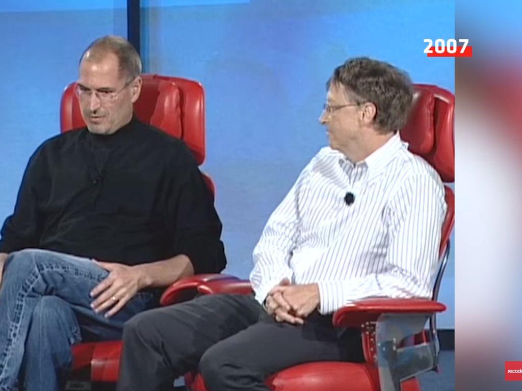 Bill Gates Sempat Kaget Lihat Apple Sukses Luncurkan iTunes