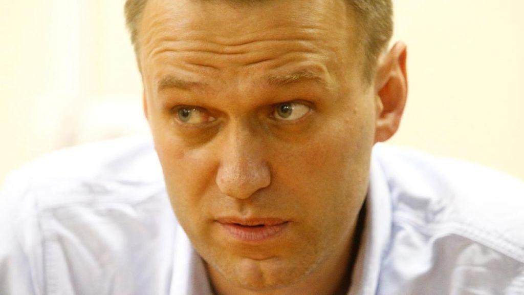 Baru Saja Bebas, Tokoh Oposisi Rusia Navalny Masuk Penjara Lagi