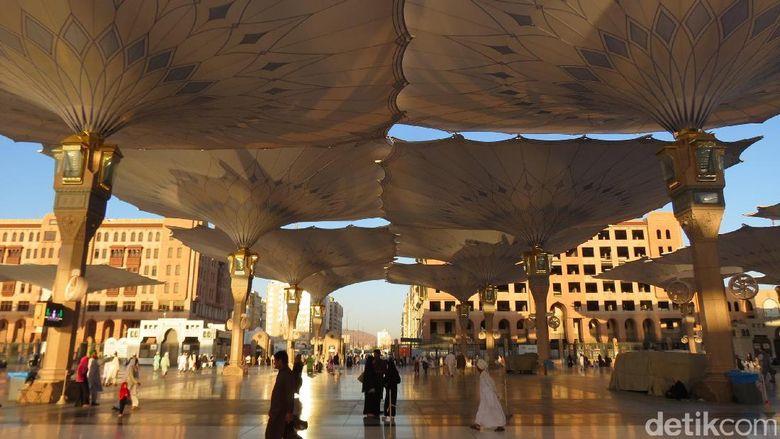 Arab Saudi Tarik Pajak 5%, Kemenag: Benar, Kami Sudah Konfirmasi