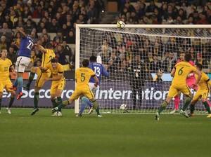 Brasil Gasak Australia 4-0