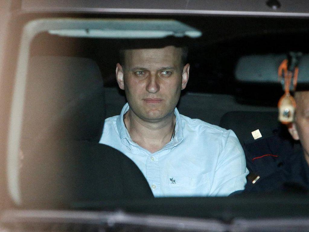 Kesalnya Kanselir Jerman Karena Alexei Navalny Diracun